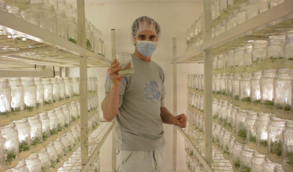 Laboratorija - Rasadnik Florand